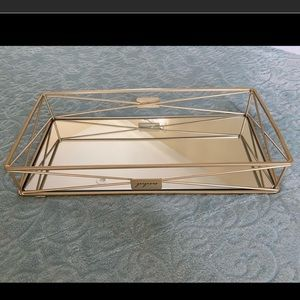 Jewellery Tray with a mirror